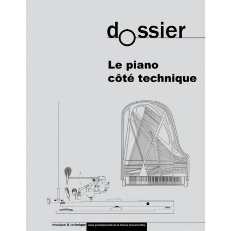 Dossier thématique : le piano côté technique