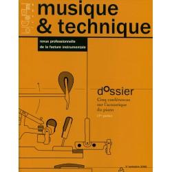 Musique & technique - numéro 1