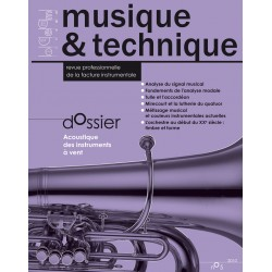Musique & technique - n°5 format papier