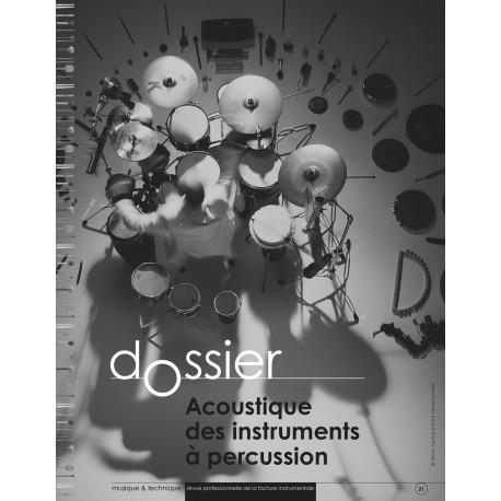 Dossier thématique : acoustique des instruments à percussion