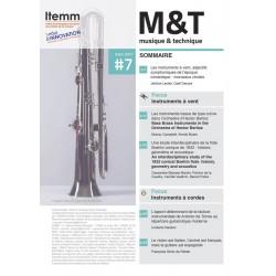 Sommaire - Musique & technique - numéro 7