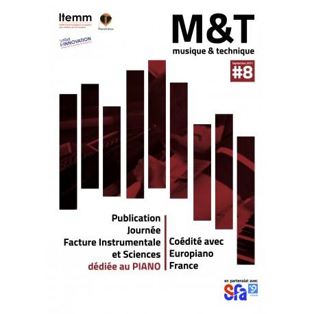 Sommaire - Musique & technique - numéro 8