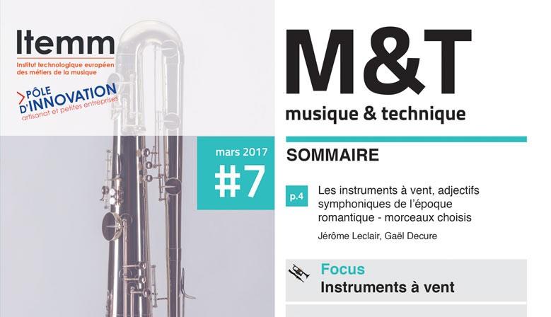 Musique & technique  - Dossier